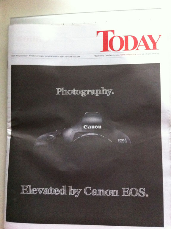 Today - Photography elevated by Canon EOS