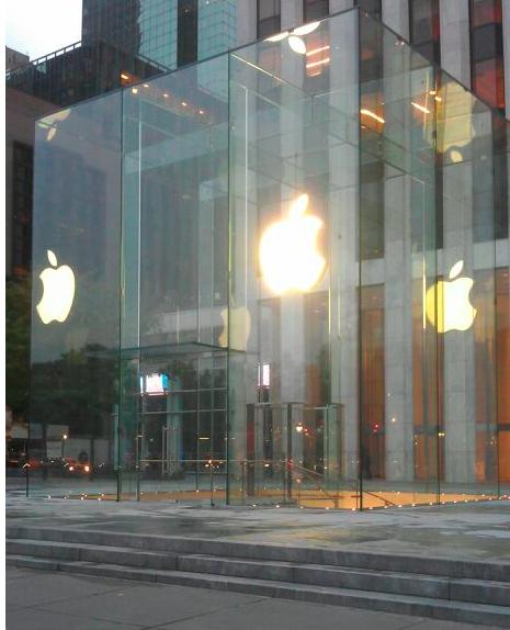 Apple Store 5th Avenue - Svelato il nuovo cubo di cristallo