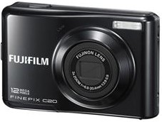 Fujifilm FinePix C20 nera