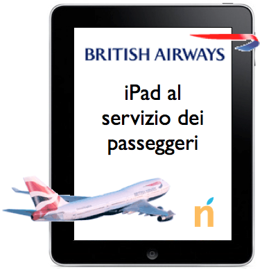 iPad - British Airways