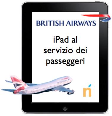 iPad - British Airways
