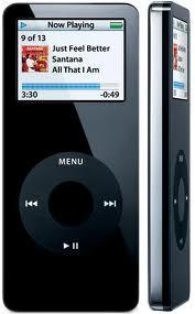 iPod nano 1G nero