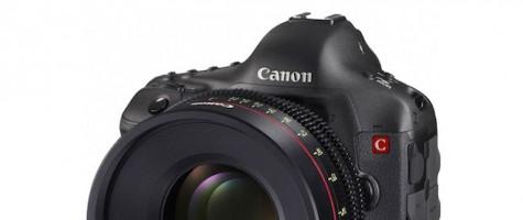 Canon - Nuova DSLR in sviluppo con sensore CMOS per video 4K 24p