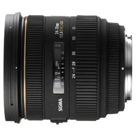 Sigma 24-70mm f/2.8 EX DG HSM