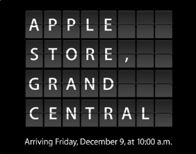 Apple Store Grand Central - New York - Video
