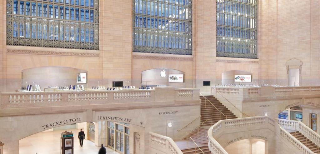 Apple Store Grand Central - New York - Inaugurazione