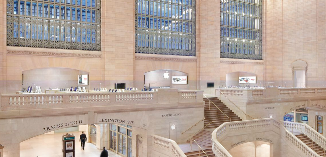 Apple Store Grand Central - New York - Inaugurazione