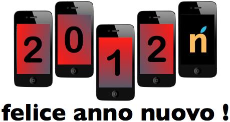 Felice Anno Nuovo, Buon 2012 by Nonsolomac