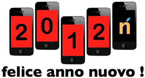 Felice anno nuovo - 2012