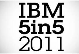 IBM 5in5 2011