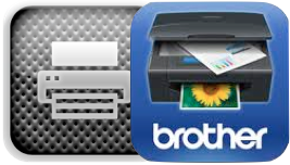 AirPrint and Brother iPrint&Scan