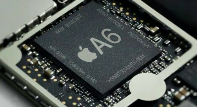 Apple A6 - Processore Quad-Core