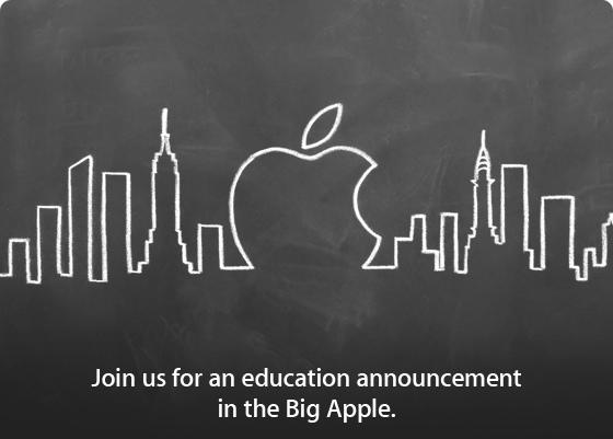 Apple - Evento dedicato all'istruzione - New York - Guggenheim Museum