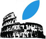 Apple Store - Roma - Colosseo con foglia