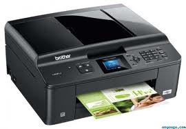 Brother - Multifunzione 4 in 1 - MFC-J430W - AirPrint