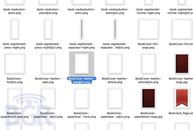 iPad 3 - Immagini di iBooks 2 per iPad a risoluzione doppia