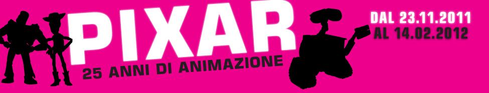 Pixar - 25 anni di animazione - Mostra - Milano