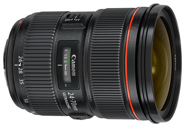 Canon 24-70mm f/2.8L II USM