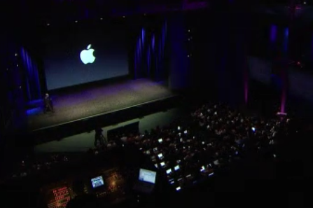 Apple Media Event del 7 marzo - Online lo streaming quicktime