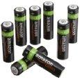 Batterie Amazon Basics - Unboxing - Imballo