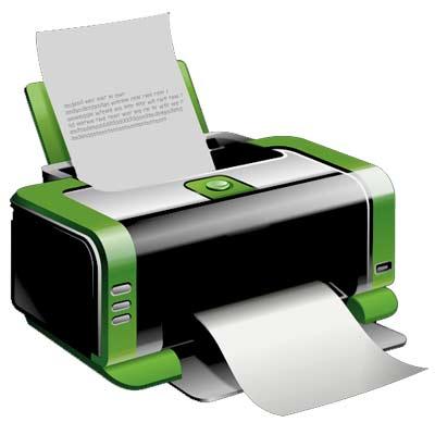 Eraser - La stampante che cancella (elaborazione grafica)