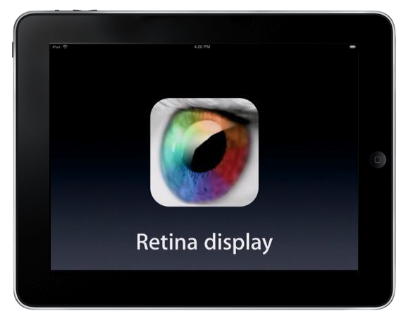 iPad 3rd generation - Retina Display