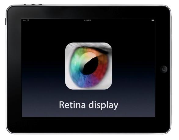 iPad 3rd generation - Retina Display