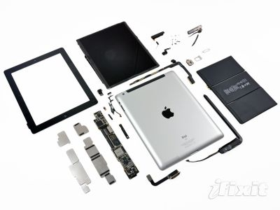 iPad 3 - Teardown by iFixit