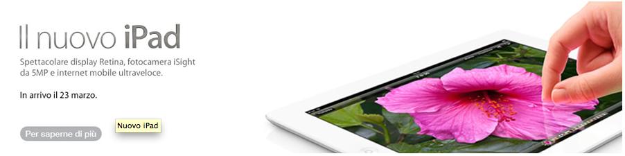 iPad in arrivo con 3, Tim e Vodafone