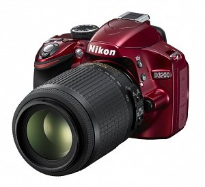 Nikon D3200 - Reflex entry-level da 24 megapixel