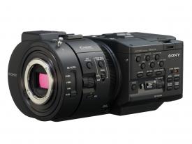 Sony NEX-NF700E - videocamera 4K Super 35mm