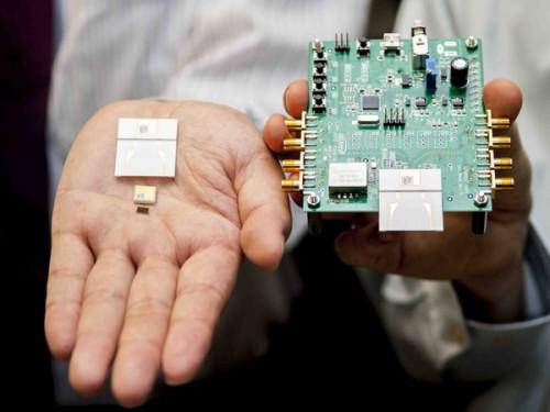 Virtus Low Power wireless technology da 2.5Gbps