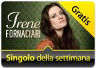 iTunes Store - Singolo della Settimana - Il volo di un Angelo - Irene Fornaciari