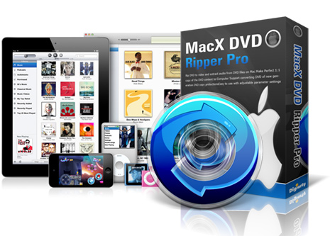 MacX DVD Ripper Pro - Anniversary Giveaway - In regalo - Free - Gratis