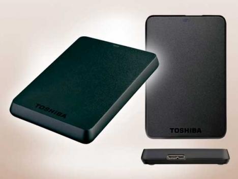 Hard Disk portatile Toshiba 1TB USB 3.0