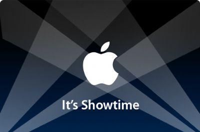 Apple - It's Showtime ...