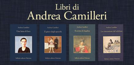 iBook Store - Oltre 30 titoli di Andrea Camilleri disponibili per l'acquisto