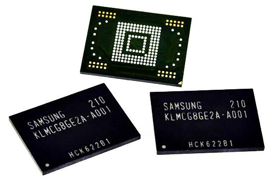 Samsung eMMC Pro Series 1500