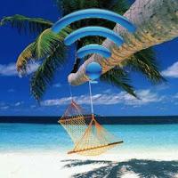 Internet in vacanza - Connessione mobile in spiaggia, in riva al mare e nei luoghi di villeggiatura