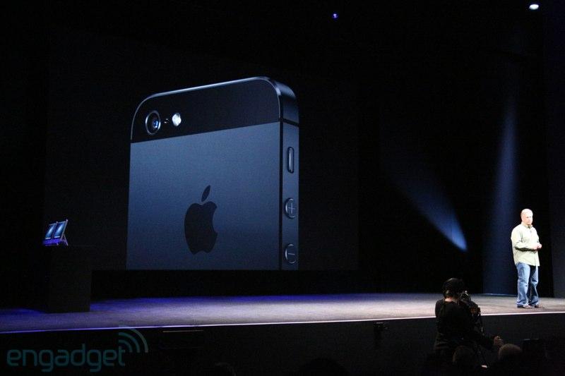 Presentazione iPhone 5