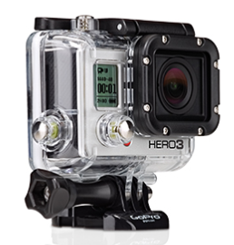 GoPro HERO3 black editon - Action camera