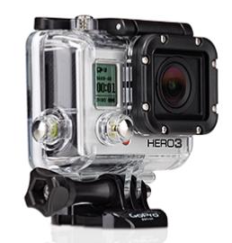 GoPro HERO3 black editon - Action camera