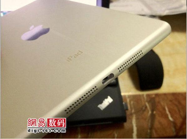 iPad mini - Foto proveniente dalla Cina