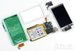 iPod nano di 7° generazione - Il teardown by iFixit