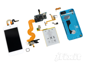 iPod touch 5th generation - Teardown by iFixit