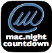mac.night countdown widget - L'icona del widget per Dashboard