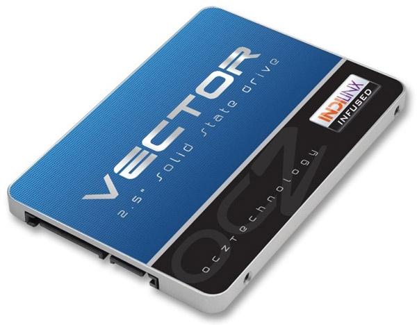OCZ Vector, SSD ad alte prestazioni con controller Indilinx Barefoot 3