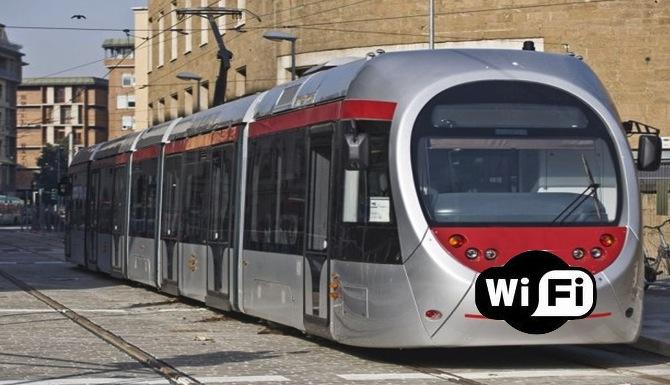 Tramvia - Firenze - Wi-Fi