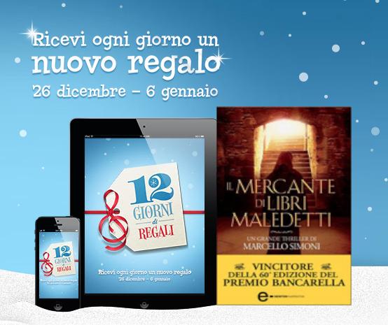 12 Giorni di Regali su iTunes Store - Libri - Il Mercante di libri Maledetti