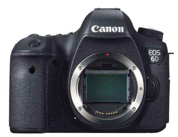 Canon EOS 6D solo corpo macchina